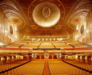 The Paramount Theatre Ballroom
