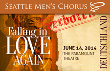 Seattle Men's Chorus Falling In Love Again - Deutschland