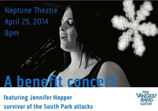 An Evening of Music with The Angel Band Project featuring Jennifer Hopper