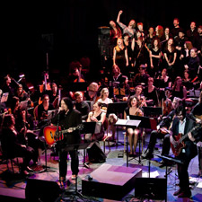 Seattle Rock Orchestra performs Beck