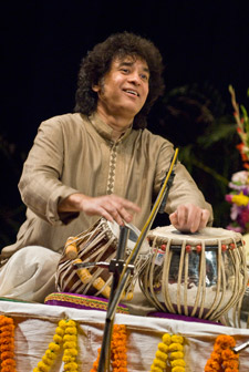 Zakir Hussain's Celtic Connections: The Pulse of the World