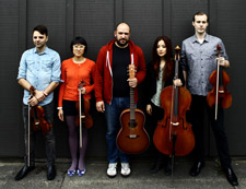 David Bazan + Passenger String Quartet