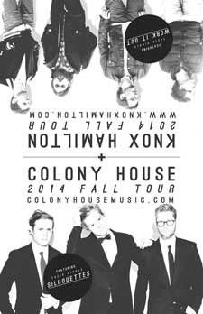 Colony House & Knox Hamilton