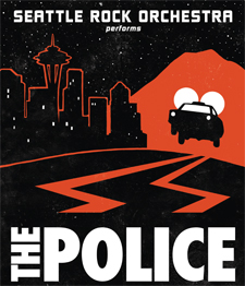 Seattle Rock Orchestra performs The Police