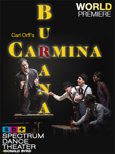 Spectrum Dance Theater Carmina Burana