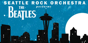 Seattle Rock Orchestra performs The Beatles' Let It Be & Abbey Road