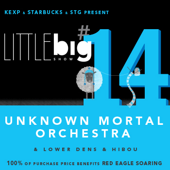 Little Big Show #14: Unknown Mortal Orchestra