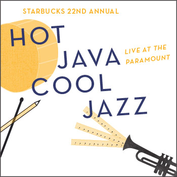 Starbucks Hot Java Cool Jazz