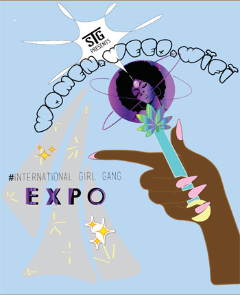 International Girl Gang Expo