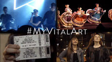 STGtv: A Night of #MyVitalArt