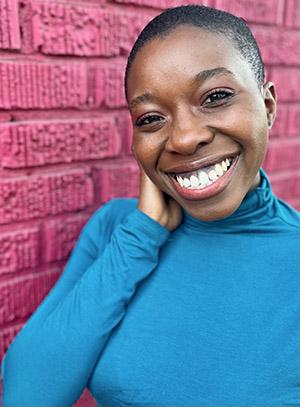 photo of Aishé Keita