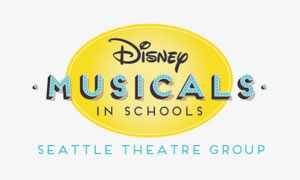 Disney Music in Schools logo