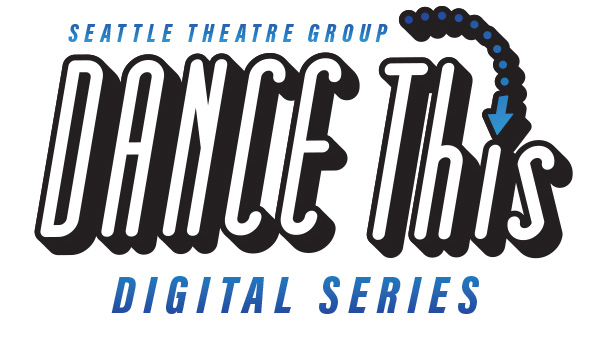 Seattle Theatre Group DANCE This Digital logo