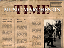 Music Marches On