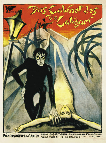 Trader Joe's Silent Movie Mondays: The Cabinet of Dr. Caligari (1920)