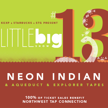 Little Big Show #13: Neon Indian
