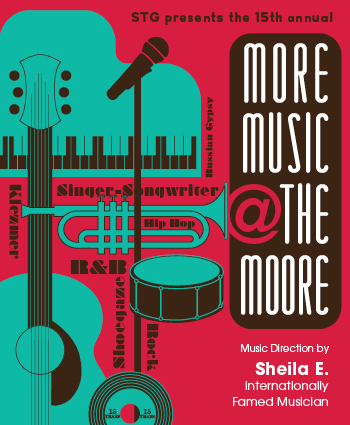 15th Annual More Music @ The Moore