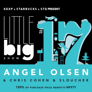 Little Big Show #17: Angel Olsen