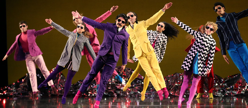 Mark Morris Dance Group - Sgt. Pepper at 50: Pepperland