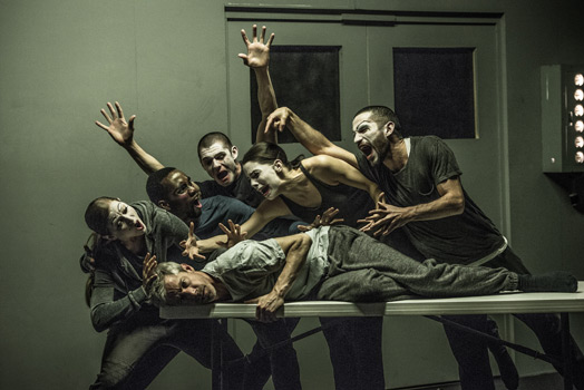 Kidd Pivot and Electric Company Theatre - Betroffenheit