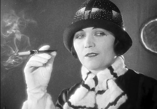 Silent Movie Mondays - A Woman of the World (1925)