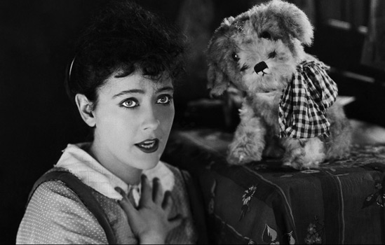Silent Movie Monday - Stage Struck (1925)