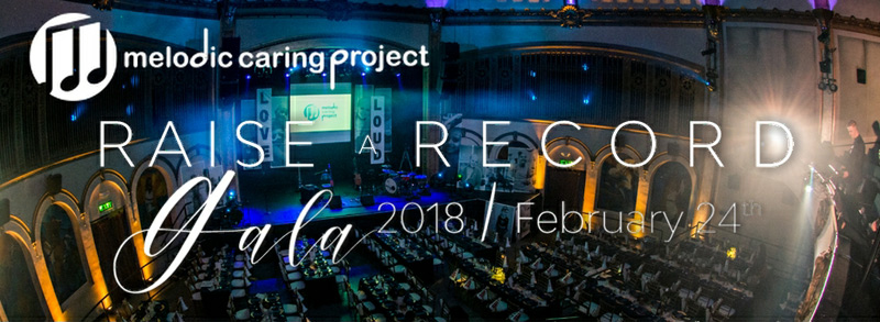 Melodic Caring Project's Raise a Record Gala