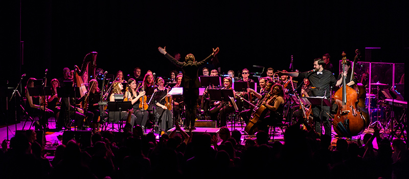 Seattle Rock Orchestra's 10th Anniversary Concert - Dark Side of the Moon