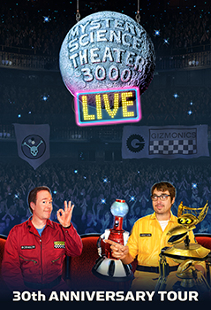 Mystery Science Theater 3000 Live! Featuring Deathstalker II (evening)