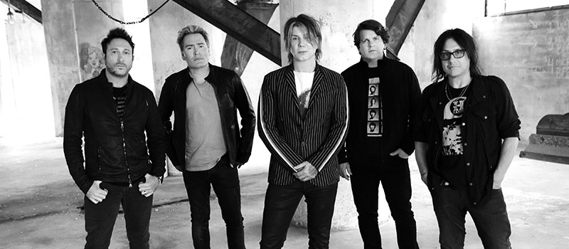 Goo Goo Dolls – Dizzy Up The Girl 20th Anniversary Tour