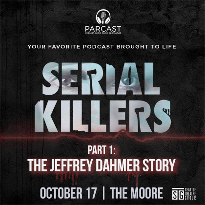 Serial Killers Live On Stage! - CANCELED