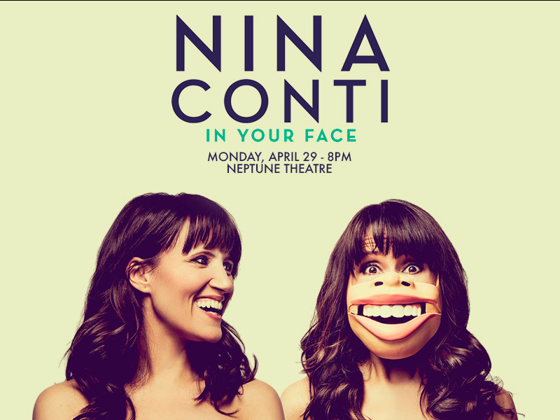 Nina Conti: In Your Face Tour - CANCELLED