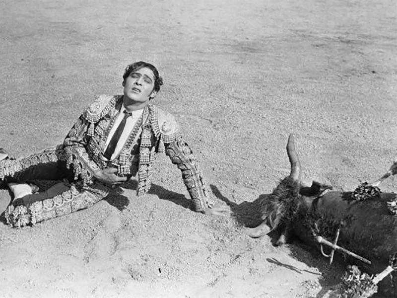 Silent Movie Mondays: Blood and Sand (1922)