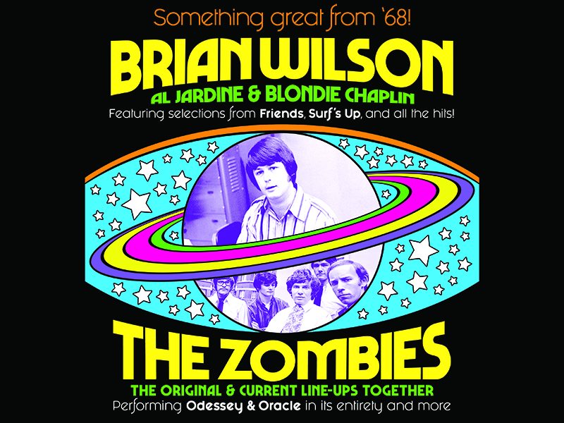Brian Wilson and The Zombies