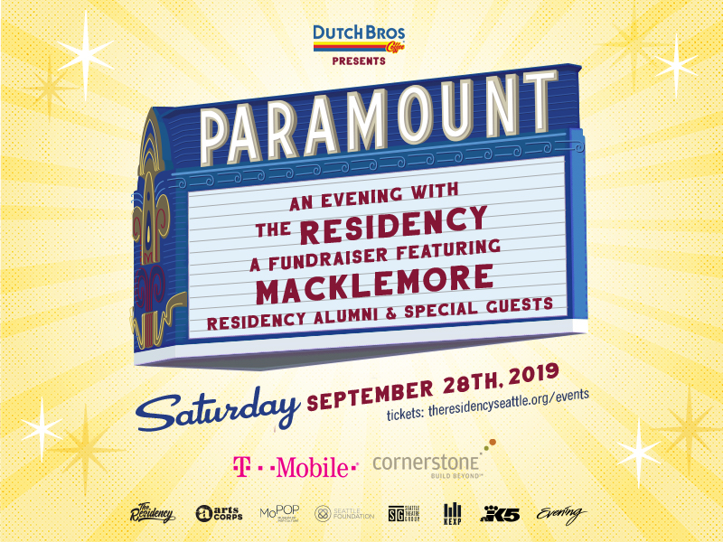 An Evening with The Residency featuring Macklemore + Special Guests