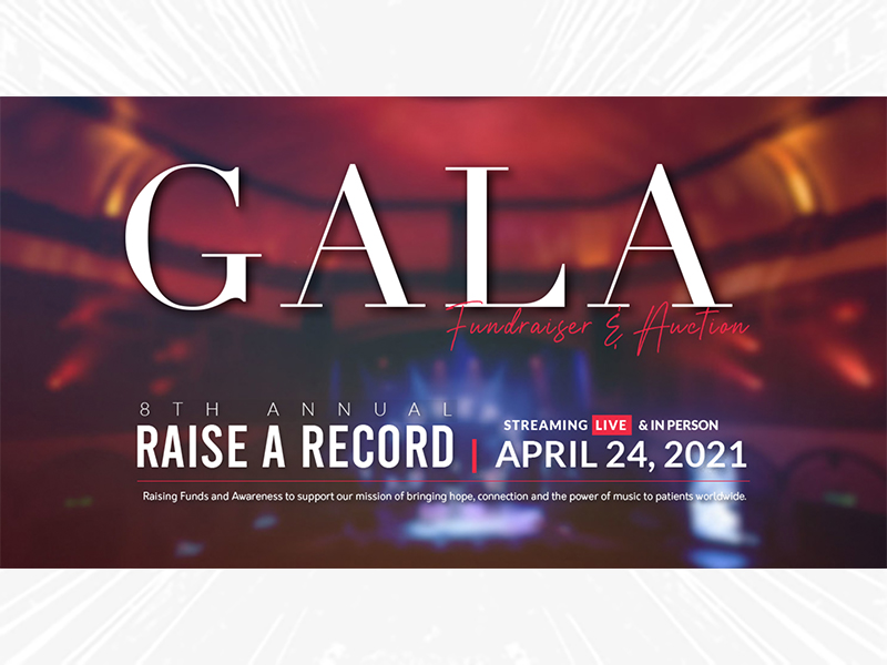 Melodic Caring Project Gala graphic