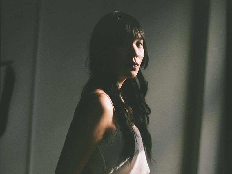 Thao in light and shadow.