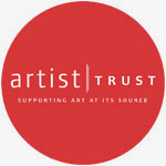 Company logo with text: Artist Trust