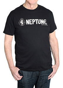 Man wearing Neptune Women's T-Shirt - Front View