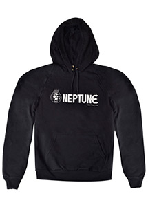 Neptune Unisex Pullover Hoodie - Front view