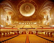 The Paramount Theatre - Interior Seats